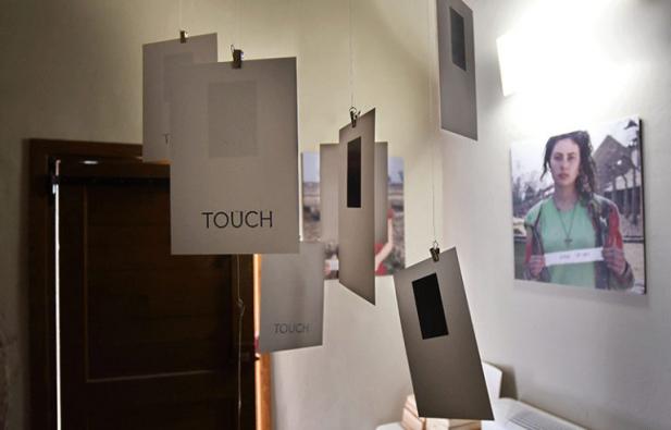 Touch, Giulio Malfer Piero Cavagna Giornata della Memoria2020